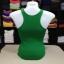 เสื้อกล้ามหลังสปอร์ต สีเขียวสด thumbnail 1