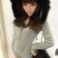 ++เสื้อกันหนาวพร้อมส่ง++ ชุด Jumpsuit กางเกงขาสั้นเกาหลี แขนยาว มี hood แต่งขนเฟอร์ เนื้อผ้านิ่มมาก เอวรูด น่ารัก มี 2 สีค่ะ – สี เทา thumbnail 2