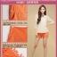 ++เสื้อผ้าไซส์ใหญ่++Qian Fei Mei* Pre-Order* กางเกงแฟชั่นไซส์ใหญ่แต่งผ้าลูกไม้ปลายกางเกงและด้านหน้ามีกระเป๋าหลัง 2 ข้างสวยจ้า thumbnail 14