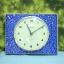 T0674 นาฬิกาแขวนไขลานเยอรมันโบราณ Junghans ส่ง EMS ฟรี thumbnail 1