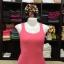 เสื้อกล้ามหลังสปอร์ต สีชมพูโอรส thumbnail 2