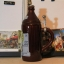 M0408 แก้วเบียร์เยอรมันโบราณ รูปขวดเบียรยุโรป Paulchen-BR'A'U - ราคารวมค่าจัดส่ง EMS แล้ว thumbnail 3