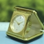 T0662 นาฬิกาปลุกเยอรมันโบราณ Europa ส่ง EMS ฟรี thumbnail 2