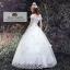 wedding ชุดแต่งงานเจ้าสาวแสนสวย thumbnail 2