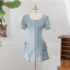 London, denim dress ลด 50% thumbnail 4