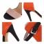 Pre Order - รองเท้าแฟชั่น ส้นสูง รัดข้อหุ้มส้น เป็นหนังกำมะหยี่ สี : สีแดงน้ำตาล / สีส้ม thumbnail 10
