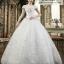 wedding ชุดแต่งงานเจ้าสาวแสนสวย รุ่นพิเศษ มี 3 รุ่นด้วยกันค่ะ thumbnail 2