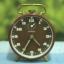 T0656 นาฬิกาปลุกเยอรมันโบราณ Kienzle ส่ง EMS ฟรี thumbnail 1