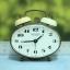 T0636 นาฬิกาปลุกเยอรมันโบราณ Blessing ส่ง EMS ฟรี thumbnail 1