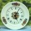 T0680 นาฬิกาแขวนกระเบื้องเยอรมันโบราณ ส่ง EMS ฟรี thumbnail 1