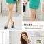 ++เสื้อผ้าไซส์ใหญ่++Qian Fei Mei* Pre-กระโปรงแฟชั่นไซส์ใหญ่กรงเข้ารูปแต่งเจาะปลายกระโปรงเป็นรูปดาวสวยค่ะ thumbnail 6