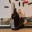 M0408 แก้วเบียร์เยอรมันโบราณ รูปขวดเบียรยุโรป Paulchen-BR'A'U - ราคารวมค่าจัดส่ง EMS แล้ว thumbnail 2