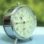 T0649 นาฬิกาปลุกเยอรมันโบราณ Twins ส่ง EMS ฟรี thumbnail 6