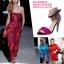 Pre Order - รองเท้าแฟชั่น ส้นสูง รัดข้อหุ้มส้น เป็นหนังกำมะหยี่ สี : สีแดงน้ำตาล / สีส้ม thumbnail 2