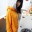 Pre Order - เสื้อกันหนาวแฟชั่น ดีไซด์สดใส : สีส้ม / สีเขียว / สีน้ำเงิน / สีเทา thumbnail 10