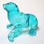 แมวน้ำแก้วเ่ป่า Glass Figurine Seal thumbnail 4