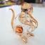 ลิงแก้วเป่า Glass Figurine Monkey thumbnail 3