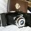 W0087 กล้องพับโบราณครับ Zeiss Ikon สภาพดี ชัตเตอร์ ok thumbnail 1