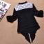 ++เสื้อผ้าไซส์ใหญ่++* Pre-Order* เสื้อทำงานไซส์ใหญ่ แขนยาวพับแขนขึ้นได้ คอปก ผ้าลูกไม้ thumbnail 12