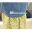 (พรีออเดอร์) เสื้อยีนส์แฟชั่น แขนกุด แต่งลายหัวกะโหลก thumbnail 5