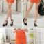 ++เสื้อผ้าไซส์ใหญ่++Qian Fei Mei* Pre-กระโปรงแฟชั่นไซส์ใหญ่กรงเข้ารูปแต่งเจาะปลายกระโปรงเป็นรูปดาวสวยค่ะ thumbnail 12