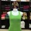 เสื้อกล้ามหลังสปอร์ต สีเขียวตอง thumbnail 2
