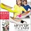 Pre Order - รองเท้าแฟชั่น ดีไซด์ลูกอมหลากสี ปลายแหลม ส้นเตี้ย สี : สีขาว-ดำ / สีขาว-ชมพู / สีขาว-เหลือง thumbnail 4