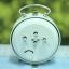 T0652 นาฬิกาปลุกเยอรมันโบราณ Atlanta ส่ง EMS ฟรี thumbnail 4