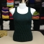 เสื้อกล้ามหลังสปอร์ต ลายจุดเล็ก สีเขียว thumbnail 2