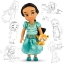 "Disney animators' correction Jusmine doll-16"" ของแท้ จาก Disney thumbnail 1"
