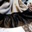 ++สินค้าพร้อมส่งค่ะ++ เสื้อ jacket เกาหลี แขนยาว มี hood ใบใหญ่ ซับในด้วยขนนิ่มมาก อุ่นมากค่ะ แต่งระบายหลังเสื้อ มีซิบกระเป๋า 2 ข้าง – สีเทา thumbnail 13