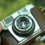 T0698 กล้องถ่ายรูปเยอรมันโบราณ AGFA Agnar ส่ง EMS ฟรี thumbnail 5