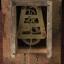 T 0728 นาฬิกาแขวน Backforest เก่ามาก เดินโอเค ส่ง EMS thumbnail 6