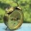 T0639 นาฬิกาปลุกเยอรมันโบราณ Jerger ส่ง EMS ฟรี thumbnail 3
