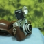 T0698 กล้องถ่ายรูปเยอรมันโบราณ AGFA Agnar ส่ง EMS ฟรี thumbnail 9