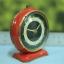 T0609 นาฬิกาปลุกเยอรมันโบราณ ส่ง EMS ฟรี thumbnail 6