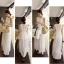 OTTO*พร้อมส่ง*เดรสยาวผ้าไหมชีฟองสีขาวมีซิปหลัง+เชือกผูกเอว มีเสื้อซับในสายเดี่ยวตัวยาว+ สายปรับความยาวได้ สำเนา thumbnail 3