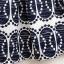 PreOrderไซส์ใหญ่ - เซตคู่ เสื้อกระโปรง 3 ชิ้น ผ้าฝ้าย+ซาติน เสื้อสีขาวผ้าลูกไม้สวยหวาน กระโปรงจีบพิมพ์ลายสีน้ำเงิน thumbnail 11