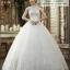 wedding ชุดแต่งงานเจ้าสาวแสนสวย รุ่นพิเศษ มี 3 รุ่นด้วยกันค่ะ thumbnail 3