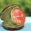 T0664 นาฬิกาปลุกเยอรมันโบราณ EUROPA ส่ง EMS ฟรี thumbnail 5