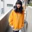Pre Order - เสื้อกันหนาวแฟชั่น ดีไซด์สดใส : สีส้ม / สีเขียว / สีน้ำเงิน / สีเทา thumbnail 9