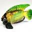 ปลาแก้วเป่า Glass Figurine Fish thumbnail 1