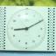 T0670 นาฬิกาแขวนเยอรมันโบราณ JUNGHANS ส่ง EMS ฟรี thumbnail 2