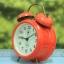 T0637 นาฬิกาปลุกเยอรมันโบราณ EUROPA ส่ง EMS ฟรี thumbnail 2
