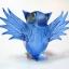 นกฮูกแก้วเป่า Glass Figurine Owl thumbnail 3