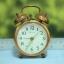 T0603 นาฬิกาปลุกเยอรมันโบราณ ส่ง Blessing ส่ง EMS ฟรี thumbnail 1
