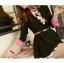 Pre Order - เสื้อคลุมสูทแฟชั่นเกาหลี แขนห้าส่วน เป็นสาวทำงานมากค่ะ thumbnail 2