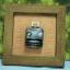 T0682 นาฬิกาแขวนกระเบื้องเยอรมันโบราณ kienzle ส่ง EMS ฟรี thumbnail 3