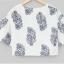 ++สินค้าพร้อมส่งค่ะ++ชุดเซ็ทเกาหลี เสื้อคอกลม ปลายแขนบาน เอวลอยเก๋+กระโปรงสั้น ขอบเอวยืด ผ้า cotton blend พิมพ์ลายน่ารัก – สี Beige thumbnail 7