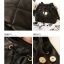 ++พร้อมส่ง++กระเป๋าแฟชั่น แบรนด์ Axixi สีำกากี thumbnail 5